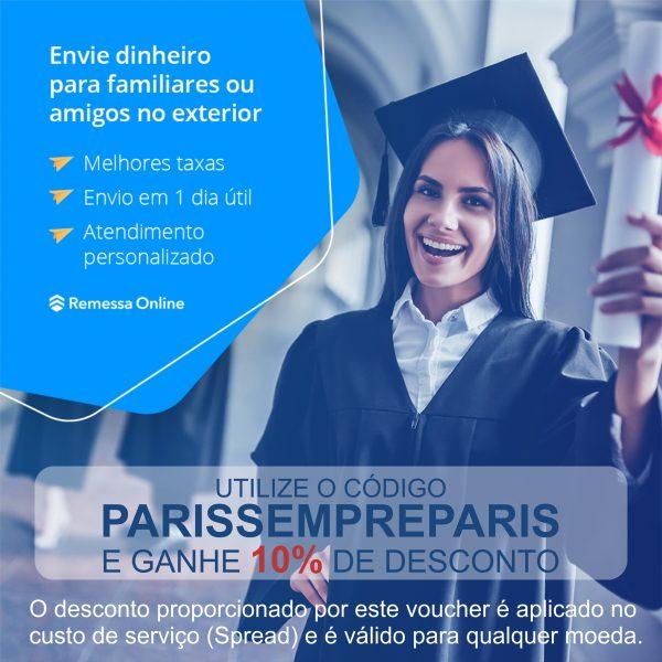 Banner Remessa Online